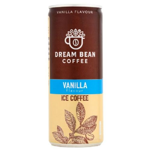 Dream Bean Coffee Vanilla Ice Coffee 250ml (Poland)